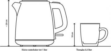 Bosch TWK8611P Styline kopen