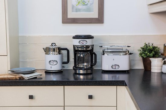 Russell Hobbs Retro 21674-70 review test