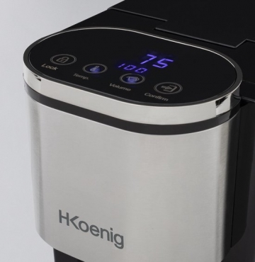H. KOENIG DWAT8000 review test