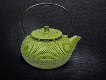 Imperial Kitchen Theepot groen review test