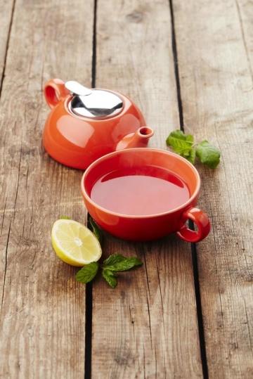 Point-Virgule Theepot - Tea For One kopen