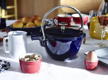 Staub Theepot review test