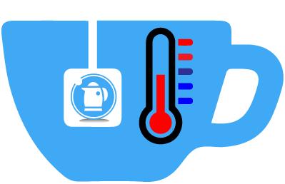 Waterkoker temperatuur